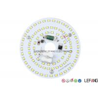 Buy cheap Double Layers Single Sided PCB Aluminum Based Highway Led Light Circuit Boards from wholesalers