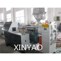 Buy cheap Automatic Single screw PPR Pipe Extrusion Line / Plastic Extrusion Machinery from wholesalers