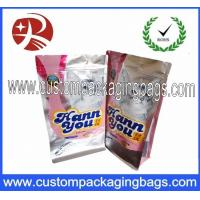 Buy cheap Aluminum Foil Pet Plastic Food Packaging Bags Stand Up Zipper Pouch from wholesalers