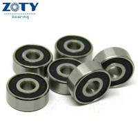 Buy cheap S624 2RS S624ZZ Coffee Maker motor bearing 4x13x5mm Stainless Steel Ball Bearing ABEC-5 from wholesalers