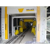 Buy cheap Advanced TEPO-AUTO Express Car Wash Tunnel is the T - series products from wholesalers