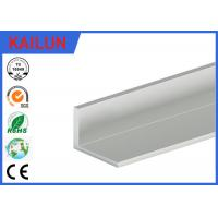 Buy cheap Anodised Aluminium Unequal Angle , 50 X 40 mm Aluminium Step Edging For Stair Nosing Trim from wholesalers