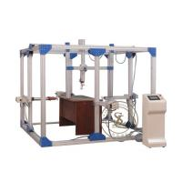 Buy cheap 5 Air Cylinders PLC Control Furniture Testing Equipment, Table Furniture Testing Machine from wholesalers