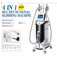 Buy cheap Body Slimming Cryolipolysis Machine With 8.4 Inch Color Touch Screen 400KPA from wholesalers