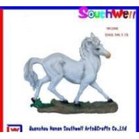 Buy cheap Polyresin Horse Sculpture from wholesalers
