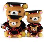 Buy cheap Doctor Graduation Plush Teddy Bear For Graduation Celebration 30cm from wholesalers