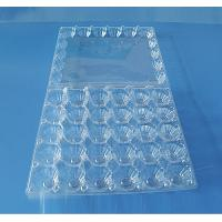 Buy cheap 24 counts Plastic Quail Egg Tray from wholesalers