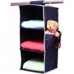 Buy cheap Foldable cardboard organizer, storage organizer from wholesalers