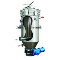 Buy cheap Stainless Steel Vertical Leaf Filter Pressure Filtration System For Water Treatment from wholesalers