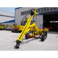 Buy cheap CL351 Pneumatic Rock Blasting DTH Drilling Rig compare with atlas copco CM351 , Airrock D45 / D50 from wholesalers