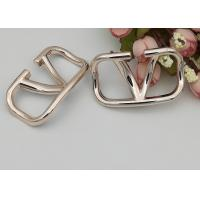 Buy cheap Compact D680 Resistant Plastic Shoe Buckles , Custom Shoe Buckle Replacement from wholesalers