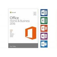 Genuine Key Card Microsoft Office 2016 Pro Plus Retail Box With 3.0 Usb