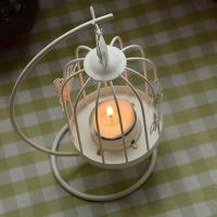China Gifts & Decor Moroccan hanging birdcage Candle Holder Hanging Lantern/metal candle holder on sale