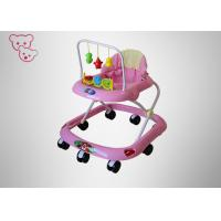 Buy cheap Toy Tray Musical Baby Walker , Safety First Baby Walk Multi Height Adjustment from wholesalers