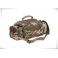 Buy cheap Waterfowl Blind Bags Light Weight / Camouflage Custom Waterproof Blind Bag from wholesalers
