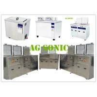 Buy cheap Powerful Ultrasonic Filter Cleaning Machine With Stainless Steel Structure from wholesalers
