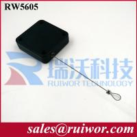 Buy cheap RUIWOR Square Shaped RW5600 Sereis Multi-purpose Anti-Theft Pull Box Retracting force MAX 2.5LB/ Cable length MAX 400CM from wholesalers