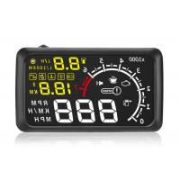 Buy cheap Bluetooth Connect Universal Trip Computer X3 HUD Head Up Display Andriod Mobile from wholesalers