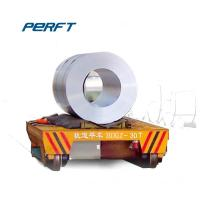 Buy cheap heavy duty material handling equipment-50 ton steel coil transfer car from wholesalers