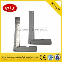Buy cheap Accurate Stainless Customize Promotional Metric Inch Angle Square Tape Rule from wholesalers