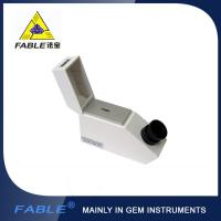 Buy cheap White 0.003 Accuracy gemological refractometer from Wholesalers