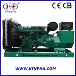 Buy cheap 50 Hz Volvo Diesel Generator Set 85kVA~620kVA from wholesalers