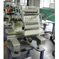Buy cheap Mixed flat 9 Needle Single Head Embroidery machine for Sweat Suits / Pet Apparel from wholesalers