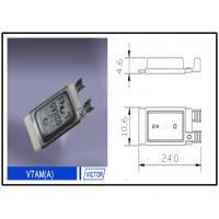 Buy cheap Excess-current Thermal Protector / thermal protection switch for Laminator from wholesalers