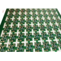 Buy cheap 0.1MM Hole 7.9Mil BGA 0.8MM FR4 4 Layer HDI PCB Board from wholesalers