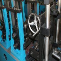Buy cheap Heavy Duty Hot dip Galvanized Steel Clip Cable Tray Roll Forming Machine from wholesalers