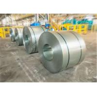 Buy cheap Cold Rolled Galvanised Steel Coil , Coated Surface ASTM Steel Plate from wholesalers