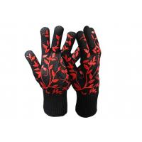 Buy cheap Short Cuff Heat Resistant Safety Gloves/HRG-04 from wholesalers