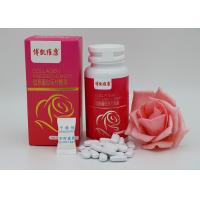 Buy cheap 100% Natural Collagen C Tablets Beauty Product White Color For Women Anti Aging from wholesalers