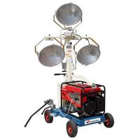 Buy cheap construction light tower generator from wholesalers