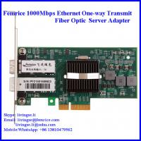 Buy cheap 1000Mbps Ethernt PCI Express x4, Single Transmit Port Server NIC Cards from wholesalers