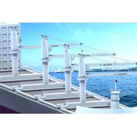 Buy cheap Marine Deck Crane  1. Built-in machine, electric, hydraulic, integrated system. 2. Fully hydraulic drive. from wholesalers