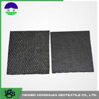Buy cheap PP Woven Geotextile Drainage Fabric Rapid Dewatering from wholesalers