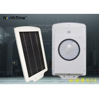 Buy cheap Anti - Corrosion All In One Solar Garden Street Lights With PIR Motion Sensor from wholesalers