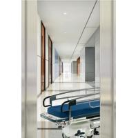 Buy cheap Automatic Door Type Hospital Bed Elevator , Hairline Stainless Steel Elevator from wholesalers