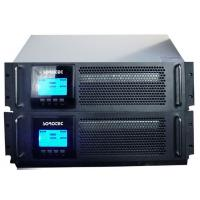 Buy cheap 1-10KVA 295V 8A Dual Conversion Rack Mount UPS with Automatic alarm for DC staring from wholesalers