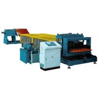 Buy cheap Wall Panel Double Layer Roll Forming Machine Computer Fully Automatic Control from wholesalers