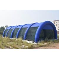 Buy cheap 30m Long Large Inflatable Paintball Arena For Outdoor Activity from wholesalers