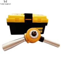 Buy cheap Hand Held Pneumatic Button Bit Grinder , Grinding Machine to prolong button bit  life from wholesalers