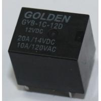Buy cheap General Purpose Mini Power Relay Subminiature Standard PCB Layout from wholesalers