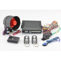 Buy cheap car alarm with complete function from wholesalers