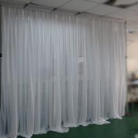 Buy cheap Wholesale Cheap  Pipe and Drape backdrop curtain for background systems from wholesalers