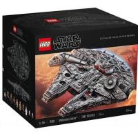 Buy cheap LEGO STAR WARS UCS 75192 MILLENNIUM FALCON, NEW & SEALED from wholesalers