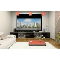 Buy cheap HD Home Cinema Electric Screen/Aluminum Housing Motorized Projector Screen/China Supplier from wholesalers