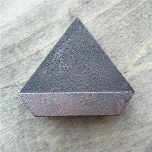 Buy cheap Easy Use Thickness 25mm 50mm 100mm Bimetallic Wear Blocks product