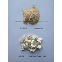 Buy cheap Indian Buead Extract / Poria cocos extract polysaccharide 30%-60% UV from wholesalers